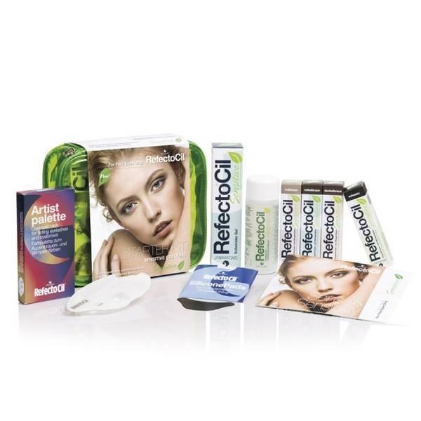 Bilde av RefectoCil Sensitive Start Kit Basic