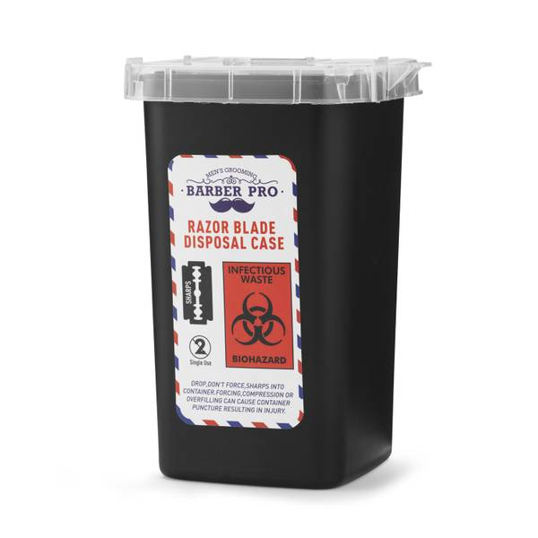 Bilde av Razor Blade Disposal Case