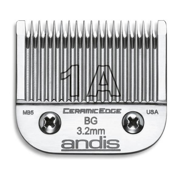 Bilde av Andis Ceramic Edge Blade 1A 3,2mm