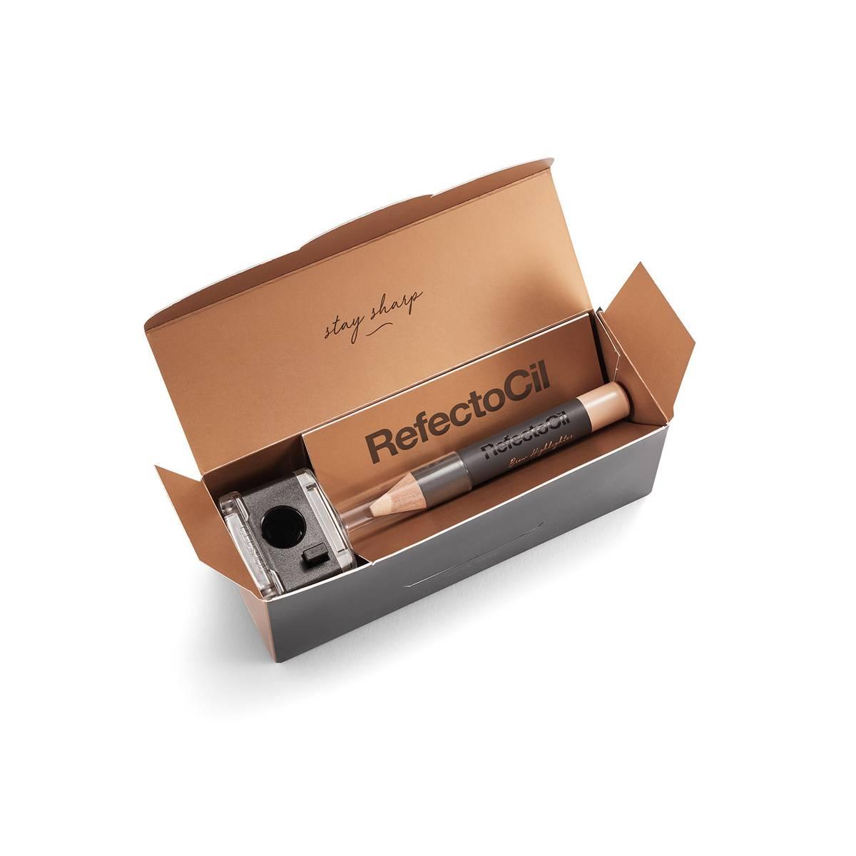 RefectoCil Brow highlighter set