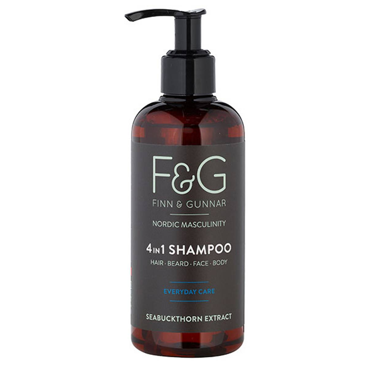 F&G Nordic Masculinity 4 in 1 Shampoo 250 ml