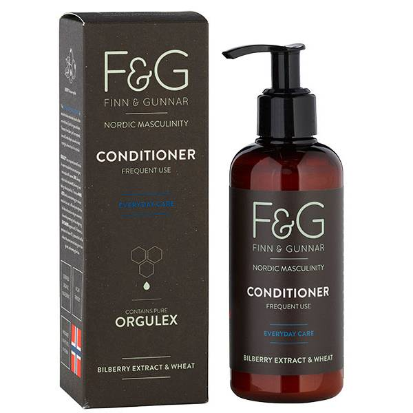 Bilde av F&G Nordic Masculinity Conditioner Frequent Use