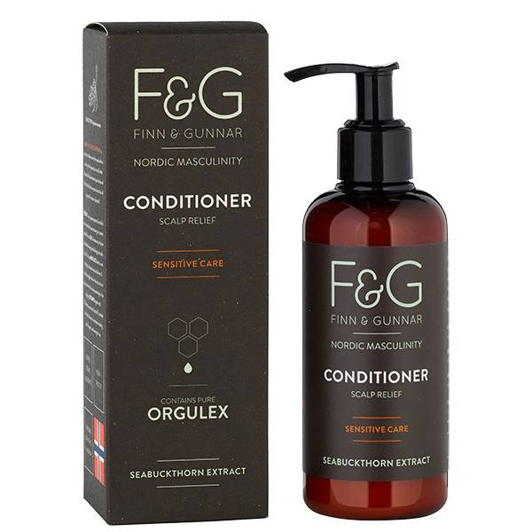 Bilde av F&G Nordic Masculinity Conditioner Scalp Relief