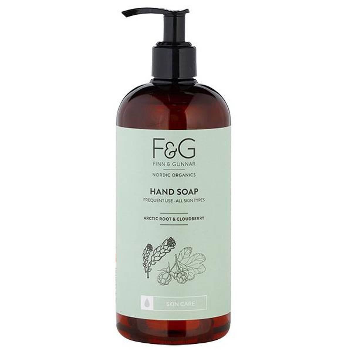 F&G Nordic Organics Hand Soap 500 ml