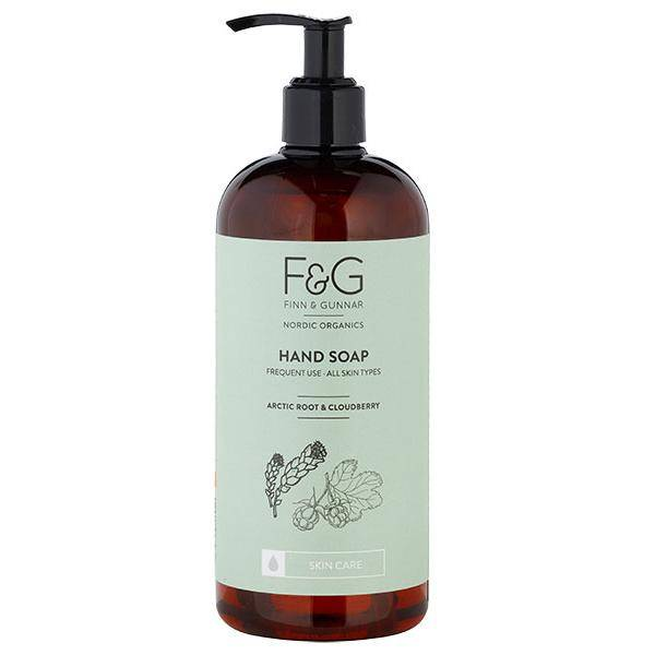 Bilde av F&G Nordic Organics Hand Soap 500 ml