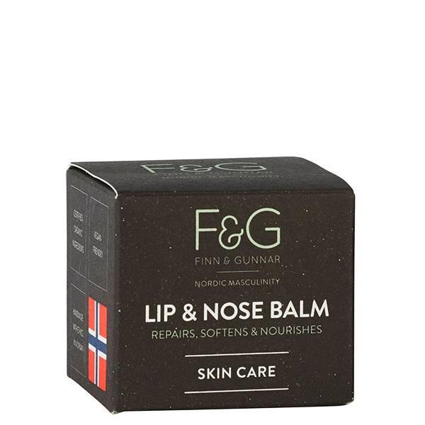 Bilde av F&G Nordic Masculinity Lip & Nose Balm