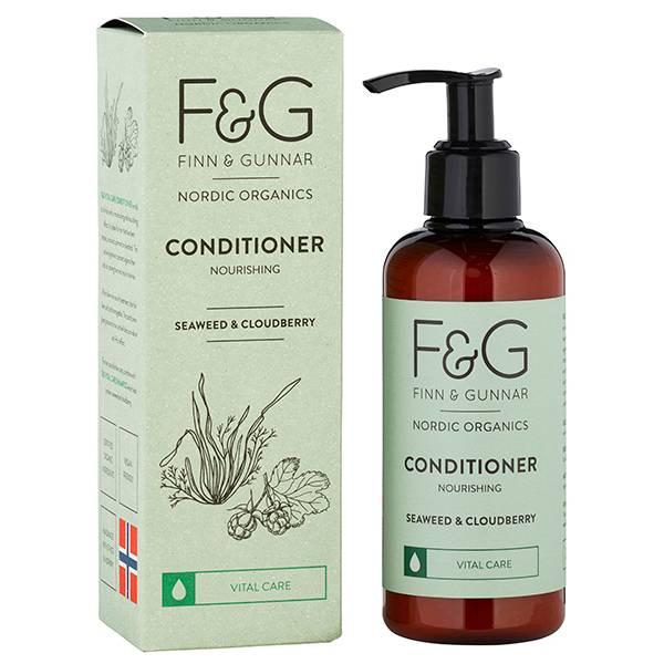 Bilde av F&G Nordic Organics Conditioner Nourishing 200 ml
