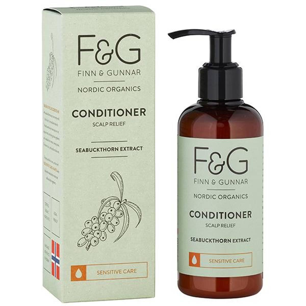 F&G Nordic Organics Conditioner Scalp Relief 200 ml