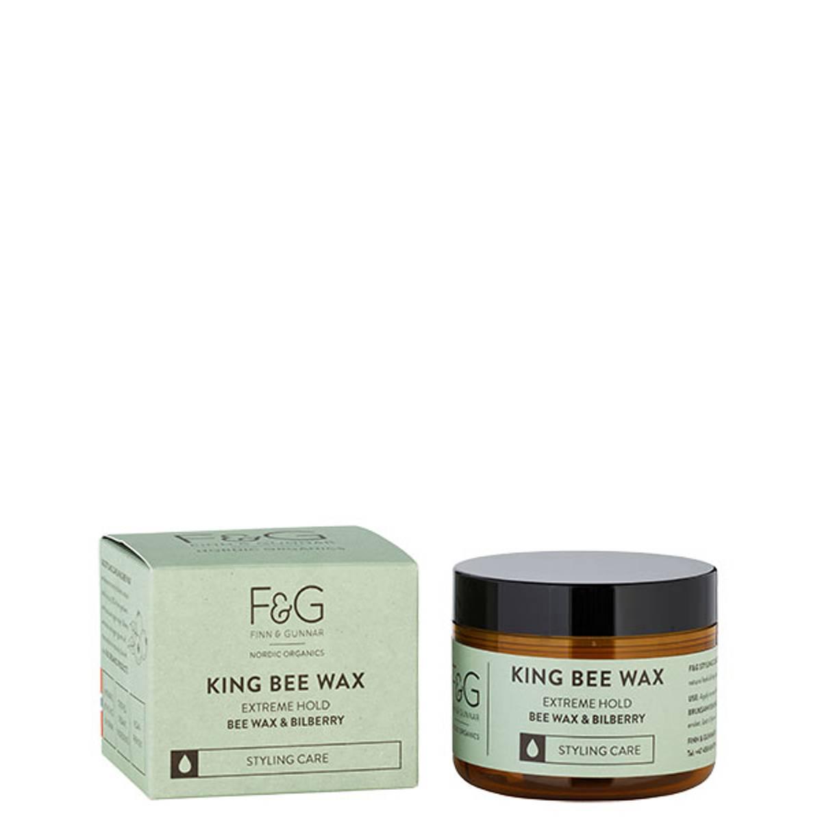 F&G Nordic Organics Wax King Bee 100 ml