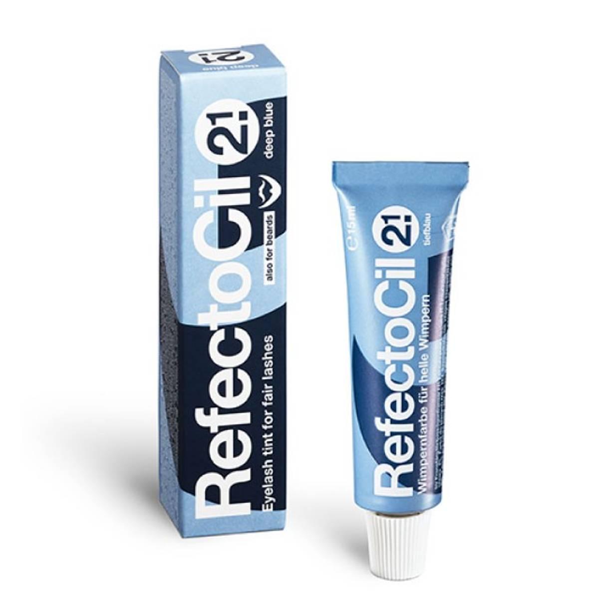 RefectoCil 2.1 Deep Blue 15 ml