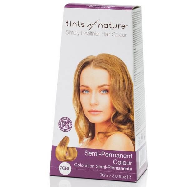 Bilde av Tints of Nature Semi-permanent Haircolour Golden