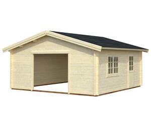 Bilde av Garasjebod Roger 27,7 m² uten port