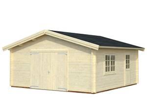 Bilde av Garasjebod Roger 27,7 m² med treport