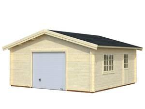 Bilde av Garasjebod Roger 27,7 m² med leddport