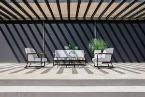 Bilde av Studio 54 sofagruppe med sunbrella puter