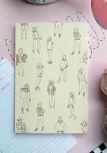 Bilde av PetiteKnit Knitting Journal -