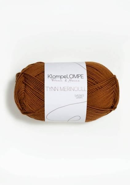 KlompeLOMPE Tynn Merinoull