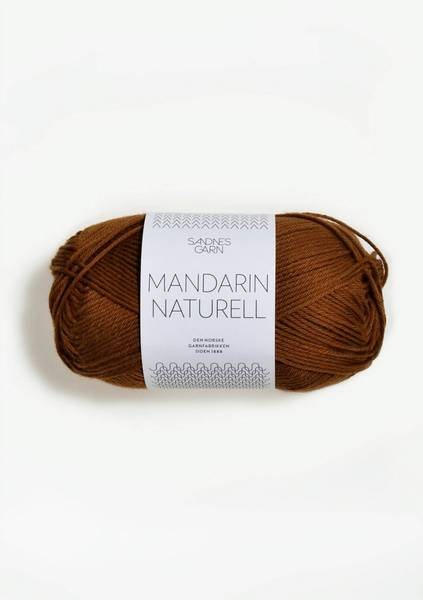 Mandarin Naturell
