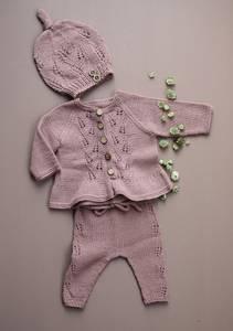 Bilde av Hentesett og Babystrikk