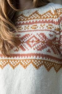 Bilde av Iris genser og lue Camilla
