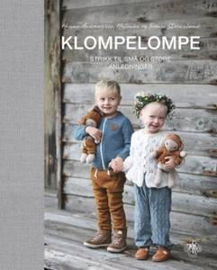 Bilde av Klompelompe strikk til store