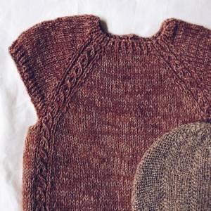 Bilde av Elise Mille Fryd Knitwear