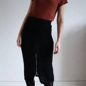 Bilde av Classy Zipp Skirt