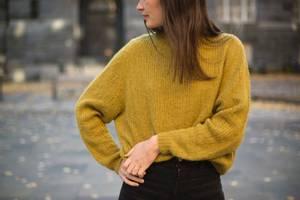 Bilde av Collett Sweater Light