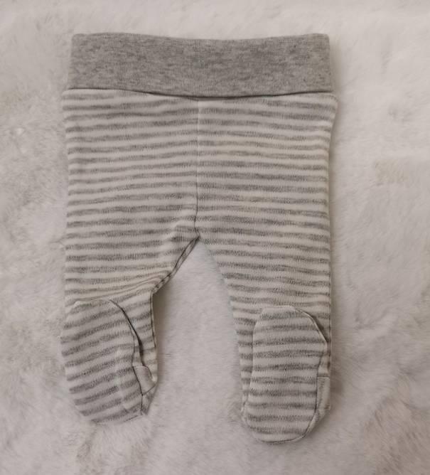 Bilde av Prematur bukse med fot