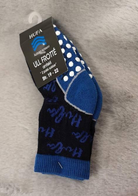 Bilde av Antiskli  sokker Marine