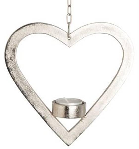 Bilde av Hjerte til telys