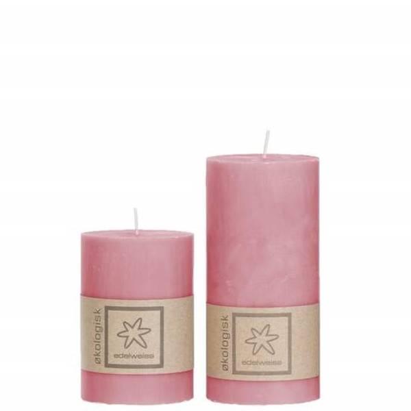 Bilde av Kubbelys 7x10 Soft Pink