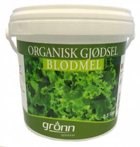 Bilde av Organisk gjødsel - Blodmel - 1 liter