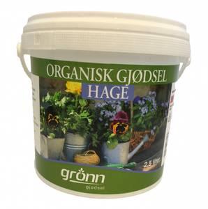Bilde av Organisk gjødsel - Hage - 10 liter