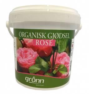 Bilde av Organisk gjødsel - Rose - 2,5 liter