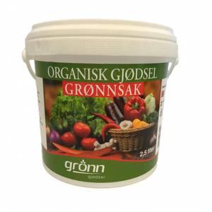 Bilde av Organisk gjødsel - Grønnsak - 1 liter