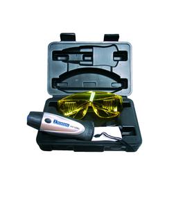 Bilde av UV LAmpe i praktisk koffert m/briller