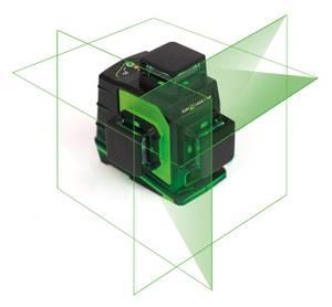 Bilde av Elma Laser x360. grønn for ekstra synlighet