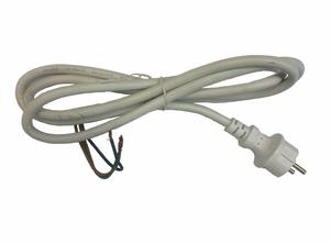 Bilde av Tilkoblingskabel 3,0 M m/plugg 16A-godkjent for utebruk