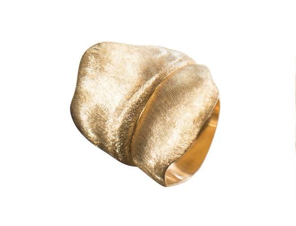 Ole Lynggaard Copenhagen Ring Leaves Stor