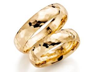 Bilde av Gulldia Forever Hamret Ring 4