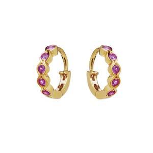 Bilde av Maanesten Kanya pink earrings
