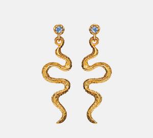 Bilde av Maanesten Lucy earrings gold