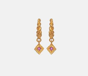 Bilde av Maanesten Hazel earrings gold