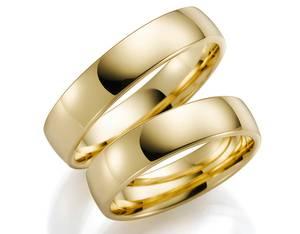 Bilde av Gulldia Forever Glatt Ring 5