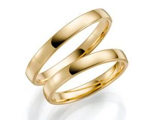 Bilde av Gulldia Forever Glatt Ring 3