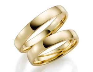 Bilde av Gulldia Forever Glatt Ring 4