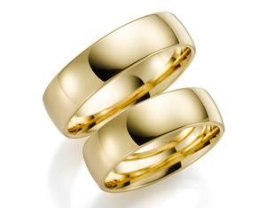 Bilde av Gulldia Forever Glatt Ring 6