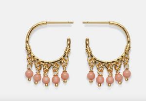 Bilde av Maanesten Ornate earrings
