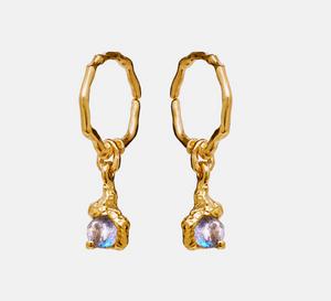 Bilde av Maanesten Ava earrings gold